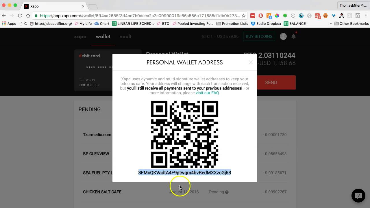 Bitcoin AddressWhy Bitcoin Addresses are So Screwy Looking?