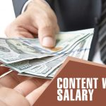 A Professional Earning Salary | Content Writer Salary - Henry Harvin