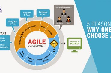 Top 5 Reasons to choose Agile Methodology for Project Management
