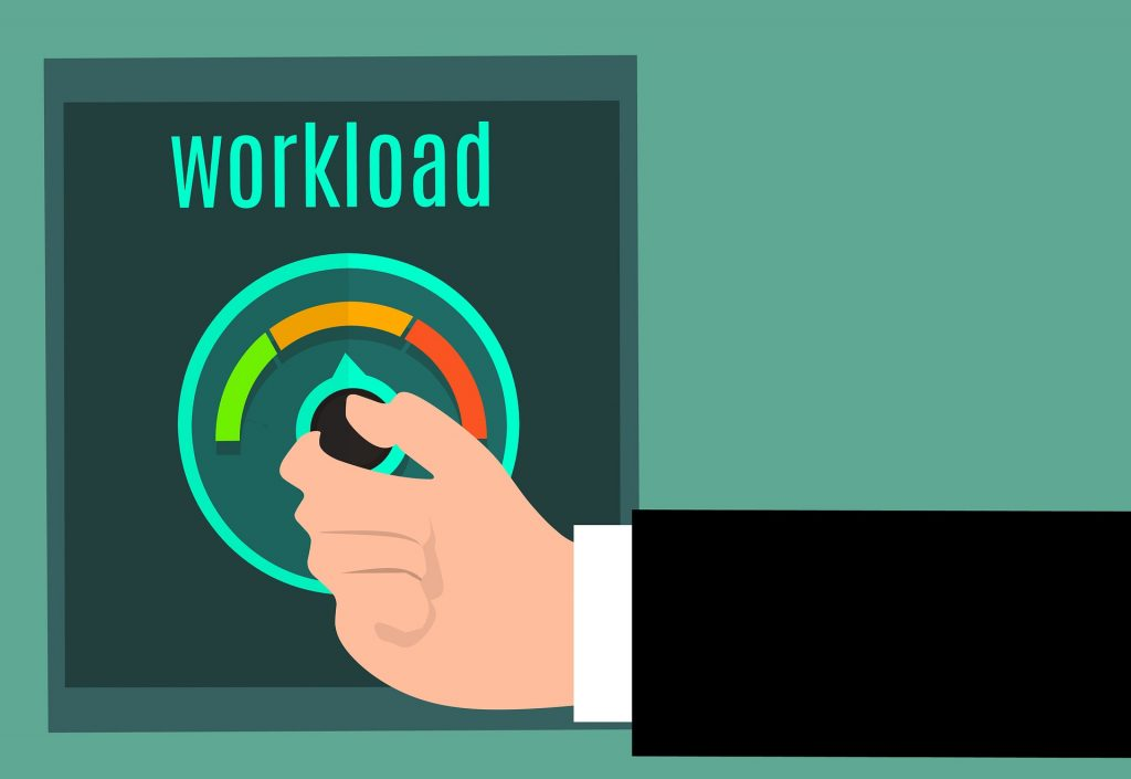 Workload meter in your hands