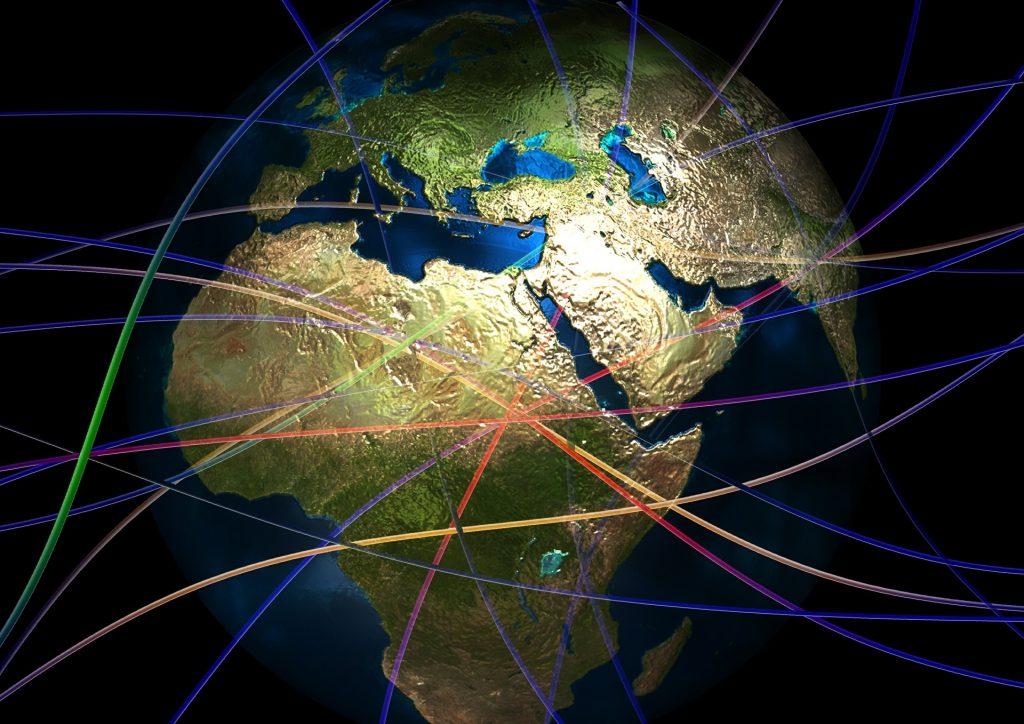 Interlinking the globe