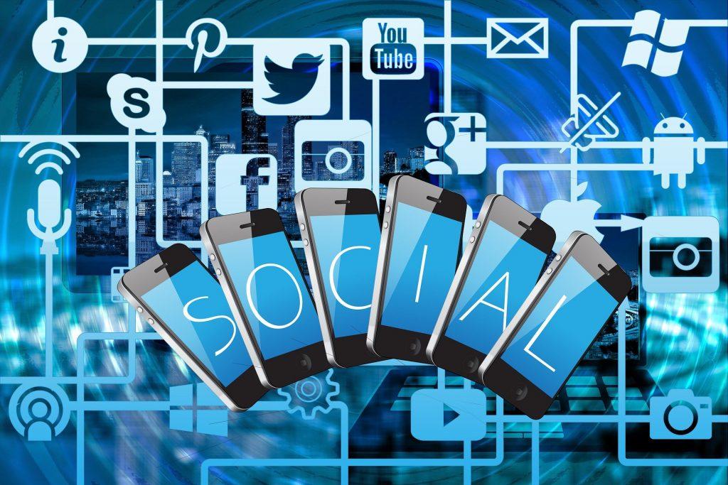 Social media platforms like YouTube, Google, Facebook, Twitter, Microsoft, Instagram, etc.